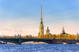 Петроградский район