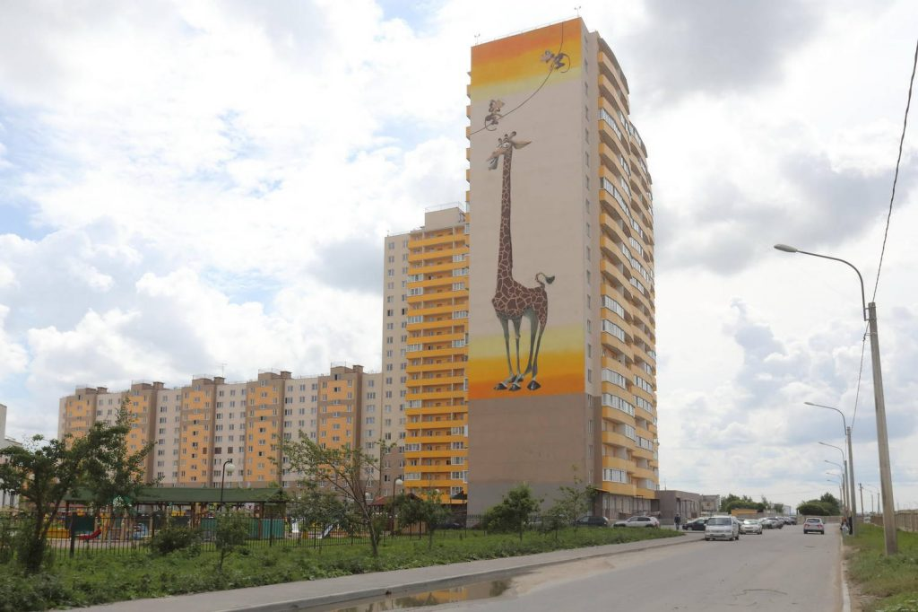 посёлок Шушары